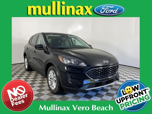 2021 Ford Escape SE SUV 4 Door 1.5L EcoBoost Engine FWD