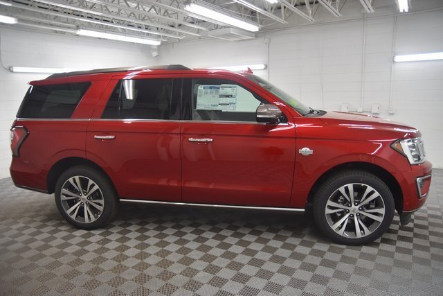 2021 Ford Expedition King Ranch RWD SUV 4 Door EcoBoost 3.5L V6 GTDi DOHC 24V Twin Turbocharged Engine Automatic