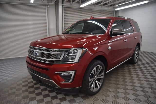 2021 Ford Expedition King Ranch 4 Door SUV EcoBoost 3.5L V6 GTDi DOHC 24V Twin Turbocharged Engine