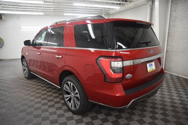 2021 Ford Expedition King Ranch Automatic SUV RWD EcoBoost 3.5L V6 GTDi DOHC 24V Twin Turbocharged Engine