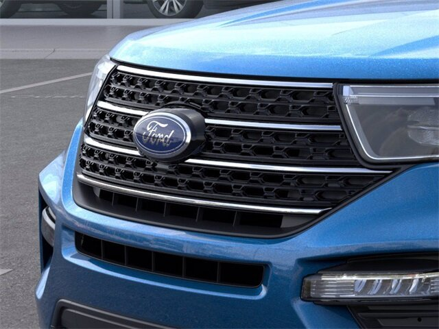 2021 Ford Explorer XLT Automatic SUV 4 Door