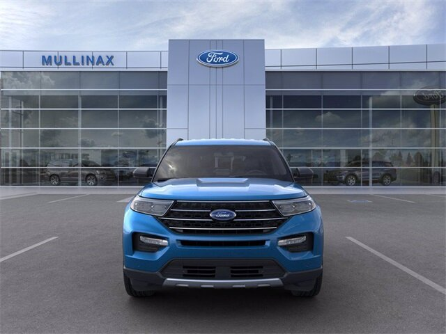 2021 Ford Explorer XLT SUV Automatic RWD