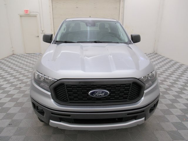 2021 Iconic Silver Metallic Ford Ranger XLT Truck RWD Automatic