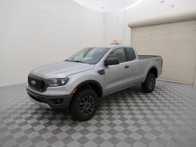 2021 Ford Ranger XLT RWD Automatic EcoBoost 2.3L I4 GTDi DOHC Turbocharged VCT Engine Truck 4 Door