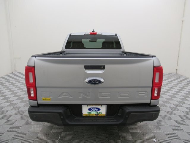 2021 Ford Ranger XLT Truck 4 Door EcoBoost 2.3L I4 GTDi DOHC Turbocharged VCT Engine RWD