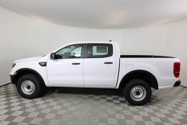 2021 Oxford White Ford Ranger XL EcoBoost 2.3L I4 GTDi DOHC Turbocharged VCT Engine Automatic Truck 4 Door