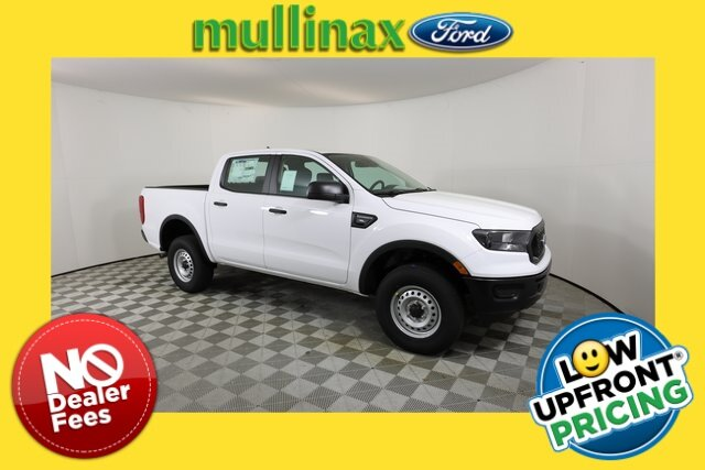 2021 Ford Ranger XL 4 Door RWD Truck EcoBoost 2.3L I4 GTDi DOHC Turbocharged VCT Engine