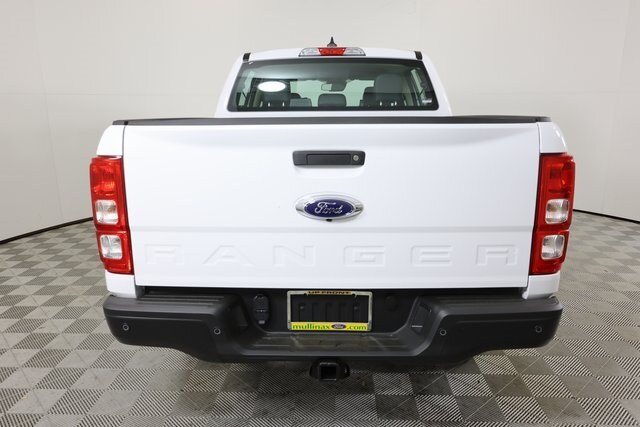 2021 Oxford White Ford Ranger XL RWD Automatic 4 Door Truck EcoBoost 2.3L I4 GTDi DOHC Turbocharged VCT Engine