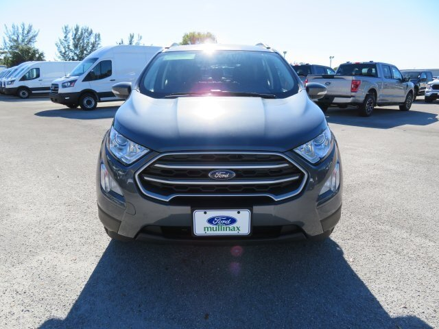 2021 Ford EcoSport SE EcoBoost 1.0L I3 GTDi DOHC Turbocharged VCT Engine FWD SUV