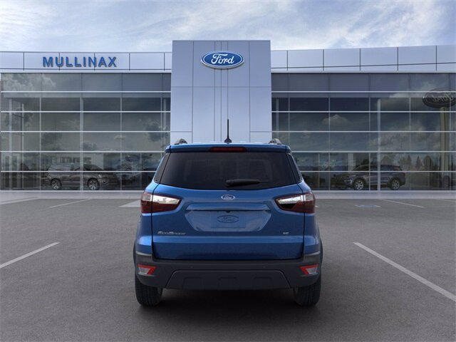 2021 Ford EcoSport SE EcoBoost 1.0L I3 GTDi DOHC Turbocharged VCT Engine 4 Door FWD SUV Automatic