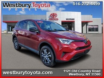 2018 Toyota RAV4 LE 4 Door AWD 4 Cylinder Engine