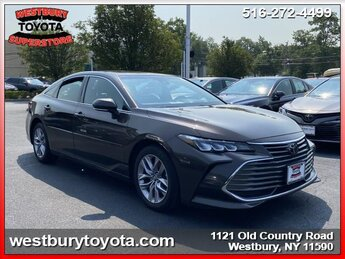 2019 Toyota Avalon XLE V6 Cylinder Engine Sedan Automatic 4 Door FWD