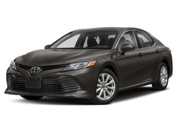 2020 Toyota Camry LE 4 Cylinder Engine AWD 4 Door Automatic Car