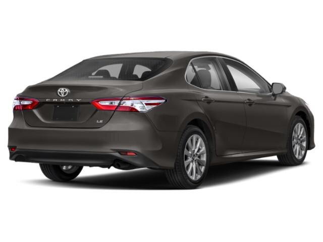 2020 Toyota Camry LE 4 Cylinder Engine Car AWD Automatic