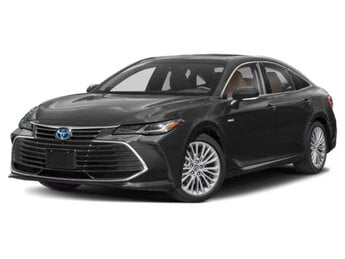 2021 Toyota Avalon Hybrid Limited FWD 4 Door Car 4 Cylinder Engine