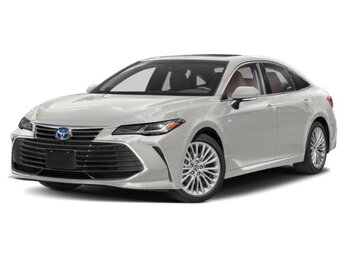 2021 Wind Chill Pearl Toyota Avalon Hybrid XSE Automatic 4 Door 4 Cylinder Engine FWD Car