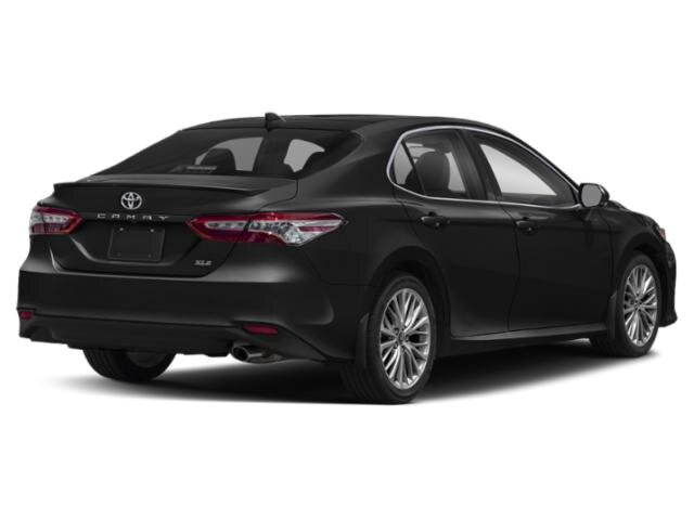 2020 Toyota Camry XLE Car Automatic 4 Door 4 Cylinder Engine