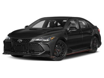 2021 Toyota Avalon TRD Automatic V6 Cylinder Engine 4 Door Car