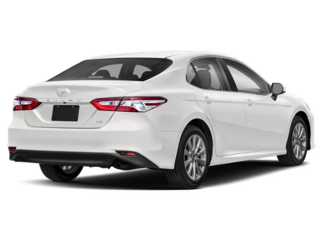 2020 Toyota Camry LE Automatic Sedan 4 Door
