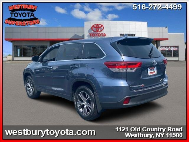 2018 Toyota Highlander LE Plus Automatic V6 Cylinder Engine SUV 4 Door