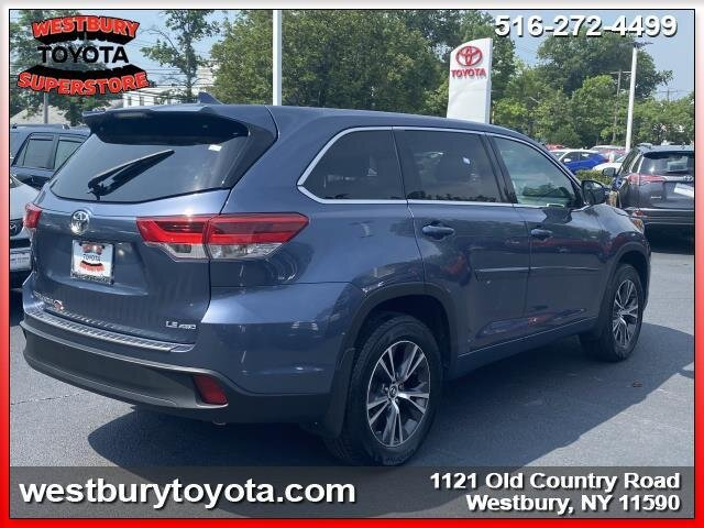 2018 Toyota Highlander LE Plus Automatic SUV AWD 4 Door V6 Cylinder Engine