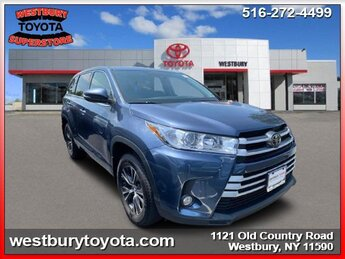 2018 Toyota Highlander LE Plus Automatic SUV 4 Door AWD