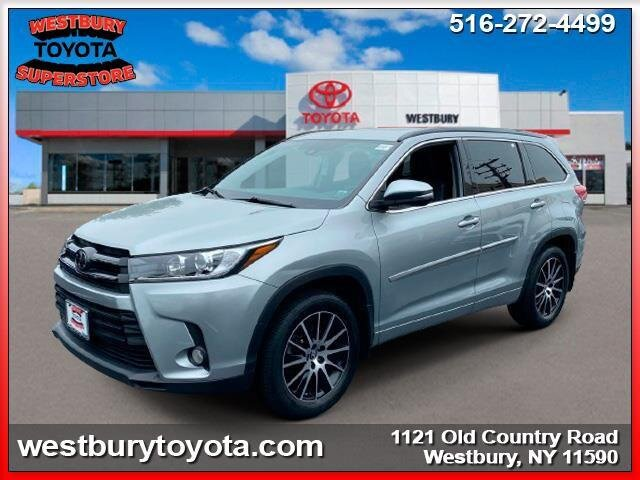 2018 Toyota Highlander SE V6 Cylinder Engine SUV Automatic 4 Door