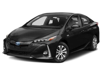 2021 Toyota Prius Prime Limited Automatic 4 Cylinder Engine 4 Door FWD Hatchback