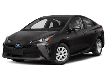 2021 Toyota Prius 20th Anniversary Edition 4 Cylinder Engine Hatchback Automatic