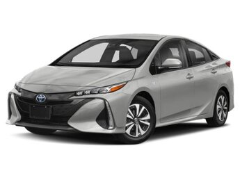 2020 Classic Silver Metallic Toyota Prius Prime Limited Automatic 4 Door FWD 4 Cylinder Engine Hatchback