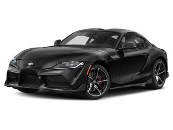 2021 YEL Toyota GR Supra 2.0 Car RWD 4 Cylinder Engine 2 Door