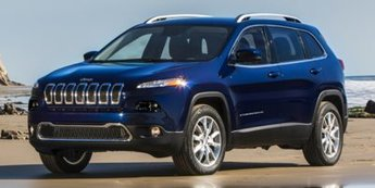 2016 Jeep Cherokee Latitude 4 Door 2.4L 4-Cylinder SMPI SOHC Engine SUV Automatic 4X4