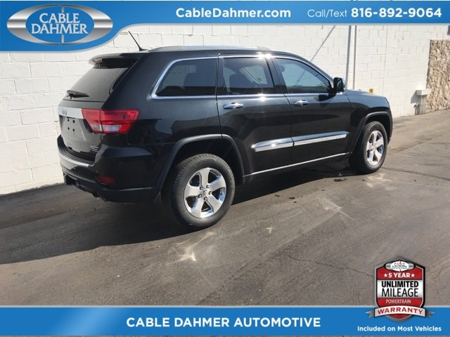 2012 Jeep Grand Cherokee Limited 4 Door 4X4 5.7L V8 Multi Displacement VVT Engine SUV