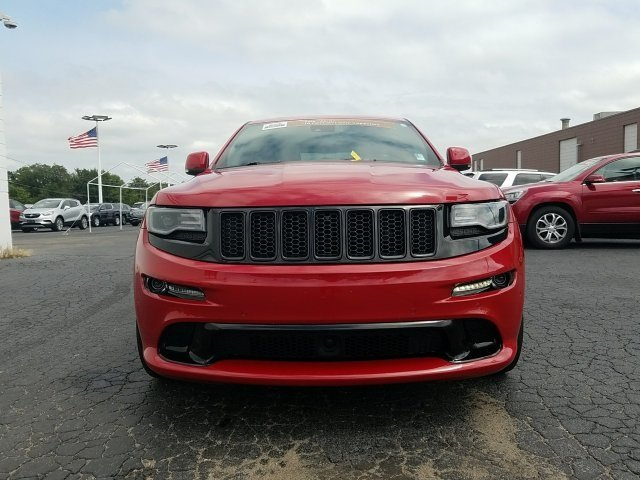 2014 Jeep Grand Cherokee SRT8 4X4 SRT HEMI 6.4L V8 MDS Engine 4 Door