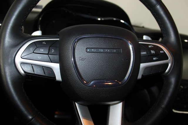 2014 Granite Crystal Metallic Clearcoat Dodge Durango R/T 4 Door Automatic HEMI 5.7L V8 Multi Displacement VVT Engine