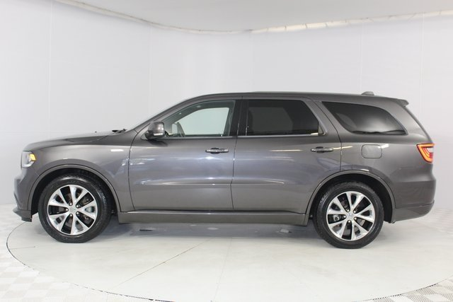 2014 Dodge Durango R/T HEMI 5.7L V8 Multi Displacement VVT Engine SUV Automatic 4 Door