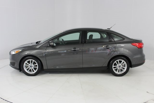 2015 Ford Focus SE FWD 4 Door Automatic 2.0L 4-Cylinder DGI DOHC Engine