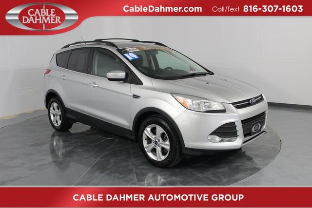 2014 Ford Escape SE Automatic EcoBoost 1.6L I4 GTDi DOHC Turbocharged VCT Engine 4X4 SUV 4 Door