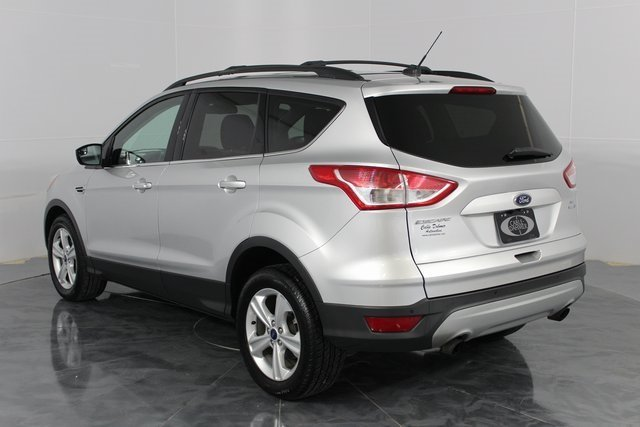 2014 Silver Metallic Ford Escape SE SUV EcoBoost 1.6L I4 GTDi DOHC Turbocharged VCT Engine 4 Door Automatic