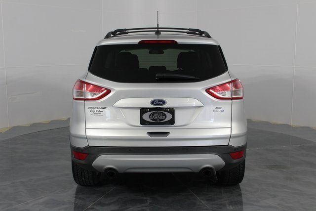 2014 Silver Metallic Ford Escape SE Automatic SUV EcoBoost 1.6L I4 GTDi DOHC Turbocharged VCT Engine 4X4
