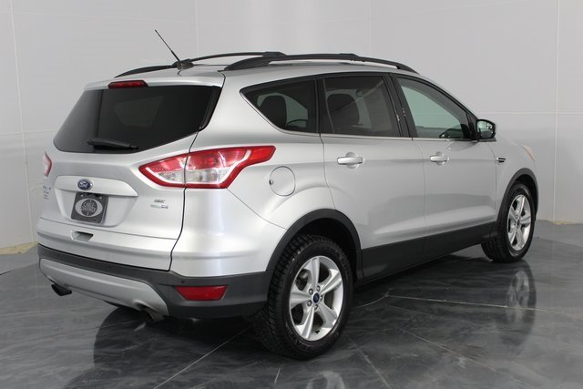 2014 Silver Metallic Ford Escape SE SUV Automatic 4 Door