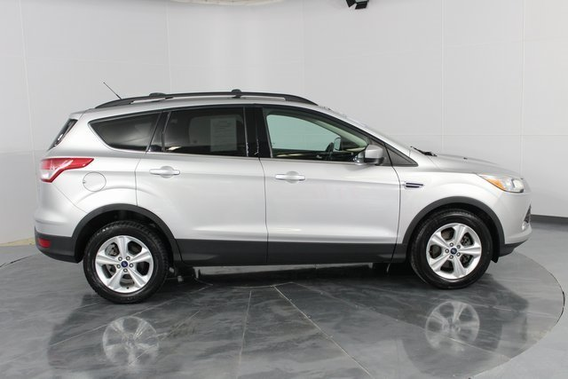 2014 Ford Escape SE EcoBoost 1.6L I4 GTDi DOHC Turbocharged VCT Engine Automatic SUV 4 Door 4X4