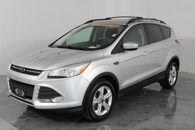2014 Ford Escape SE Automatic 4X4 EcoBoost 1.6L I4 GTDi DOHC Turbocharged VCT Engine SUV 4 Door