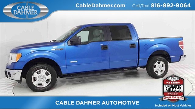 2014 Ford F-150 XLT Automatic Truck 4 Door RWD