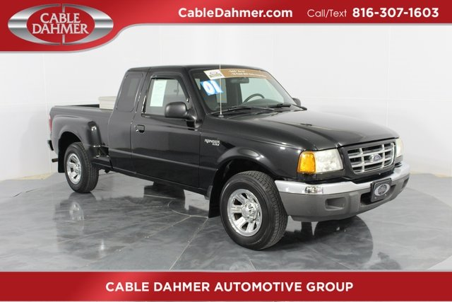 2001 Ford Ranger XLT 2 Door Truck Automatic RWD