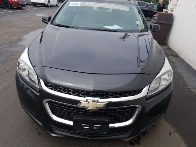 2015 Ashen Gray Metallic Chevy Malibu LS 4 Door Automatic Sedan ECOTEC 2.5L I4 DGI DOHC VVT Engine