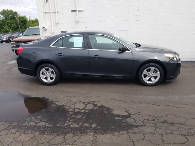 2015 Chevy Malibu LS Sedan 4 Door Automatic