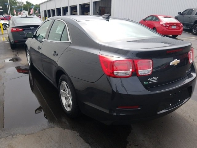 2015 Chevy Malibu LS 4 Door FWD ECOTEC 2.5L I4 DGI DOHC VVT Engine Sedan