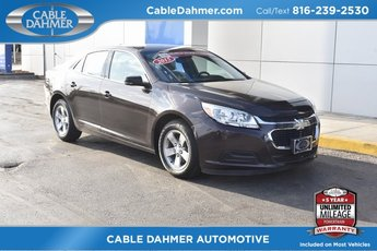 2015 Brown Chevy Malibu LT ECOTEC 2.5L I4 DGI DOHC VVT Engine Sedan 4 Door FWD