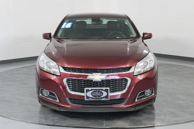 2016 Chevy Malibu Limited LTZ 2.5L 4-Cylinder DGI DOHC VVT Engine Sedan Automatic FWD